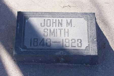 SMITH, JOHN M. - Pinal County, Arizona | JOHN M. SMITH - Arizona Gravestone Photos