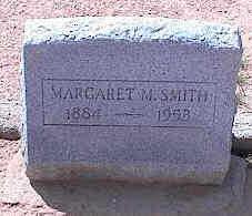 SMITH, MARGARET M. - Pinal County, Arizona | MARGARET M. SMITH - Arizona Gravestone Photos