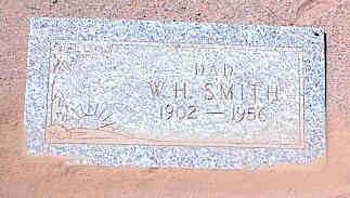 SMITH, W.H. - Pinal County, Arizona   W.H. SMITH - Arizona Gravestone Photos