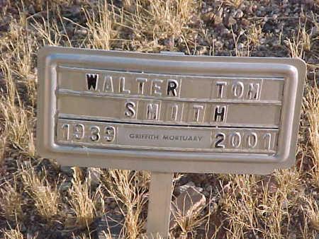 SMITH, WALTER  TOM - Pinal County, Arizona | WALTER  TOM SMITH - Arizona Gravestone Photos