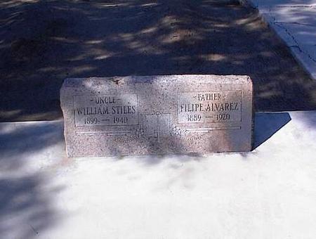 ALVAREZ, FILIPE - Pinal County, Arizona   FILIPE ALVAREZ - Arizona Gravestone Photos