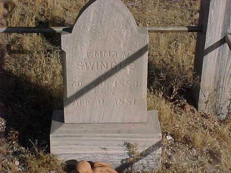 SWINGLE, EMMA  M. - Pinal County, Arizona   EMMA  M. SWINGLE - Arizona Gravestone Photos