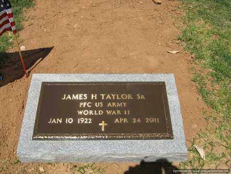 TAYLOR, JAMES H. - Pinal County, Arizona | JAMES H. TAYLOR - Arizona Gravestone Photos
