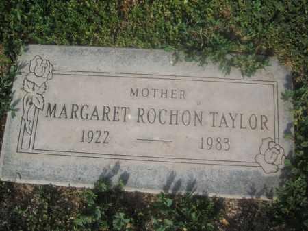 TAYLOR, MARGARET ROCHON - Pinal County, Arizona   MARGARET ROCHON TAYLOR - Arizona Gravestone Photos