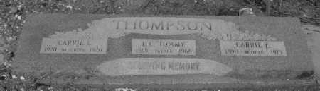 THOMPSON, CARRIE  L. - Pinal County, Arizona | CARRIE  L. THOMPSON - Arizona Gravestone Photos