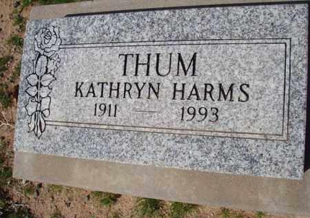 THUM, KATHRYN - Pinal County, Arizona   KATHRYN THUM - Arizona Gravestone Photos