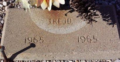 TREJO, (BABY) - Pinal County, Arizona | (BABY) TREJO - Arizona Gravestone Photos