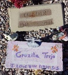 TREJO, CRUZ - Pinal County, Arizona   CRUZ TREJO - Arizona Gravestone Photos