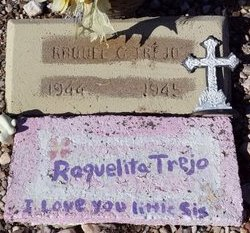 TREJO, RAQUEL G. - Pinal County, Arizona | RAQUEL G. TREJO - Arizona Gravestone Photos