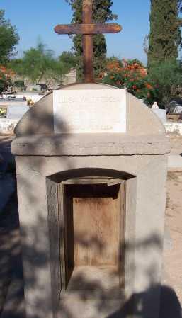VALENZUELA, LUISA - Pinal County, Arizona | LUISA VALENZUELA - Arizona Gravestone Photos