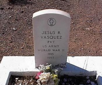 VASQUEZ, JESUS R. - Pinal County, Arizona | JESUS R. VASQUEZ - Arizona Gravestone Photos