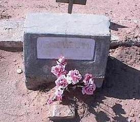 WILLIAMS, VIRGIE - Pinal County, Arizona | VIRGIE WILLIAMS - Arizona Gravestone Photos
