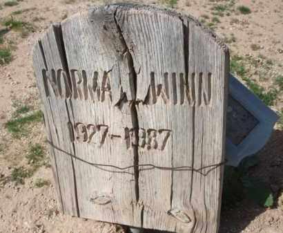 WINN, NORMA - Pinal County, Arizona | NORMA WINN - Arizona Gravestone Photos