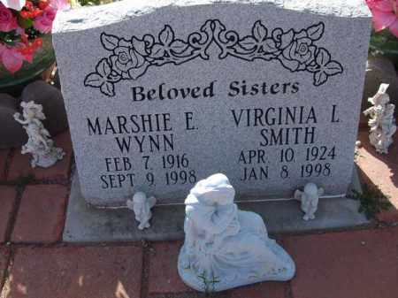 SMITH, VIRGINIA L. - Pinal County, Arizona | VIRGINIA L. SMITH - Arizona Gravestone Photos