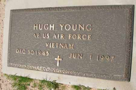YOUNG, HUGH - Pinal County, Arizona | HUGH YOUNG - Arizona Gravestone Photos