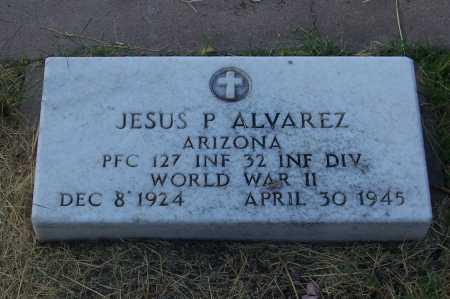 ALVAREZ, JESUS P. - Santa Cruz County, Arizona   JESUS P. ALVAREZ - Arizona Gravestone Photos