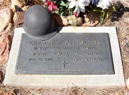 PETROCELLI, CARMEN P. - Yavapai County, Arizona | CARMEN P. PETROCELLI - Arizona Gravestone Photos