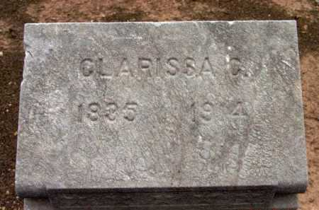 STEWART JOHNSON, CLARISSA - Yavapai County, Arizona | CLARISSA STEWART JOHNSON - Arizona Gravestone Photos