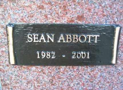ABBOTT, SEAN - Yavapai County, Arizona | SEAN ABBOTT - Arizona Gravestone Photos