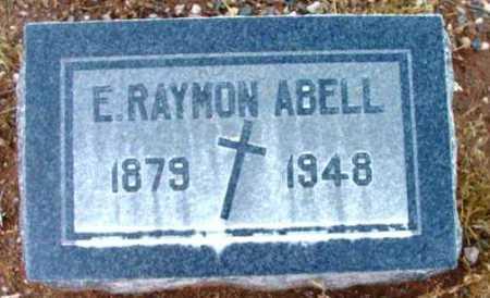 ABELL, EUGENE RAYMON - Yavapai County, Arizona | EUGENE RAYMON ABELL - Arizona Gravestone Photos