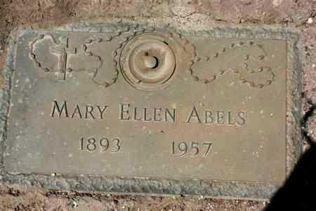 NASH ABELS, MARY ELLEN - Yavapai County, Arizona   MARY ELLEN NASH ABELS - Arizona Gravestone Photos