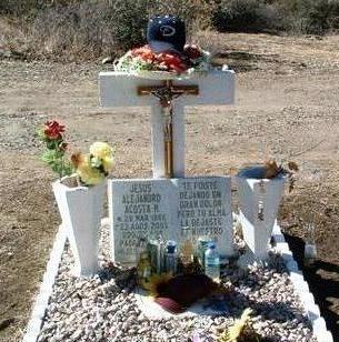 ACOSTA, JESUS ALEJANDRO - Yavapai County, Arizona | JESUS ALEJANDRO ACOSTA - Arizona Gravestone Photos