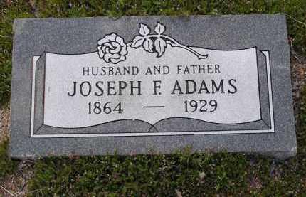 ADAMS, JOSEPH FINNEY - Yavapai County, Arizona   JOSEPH FINNEY ADAMS - Arizona Gravestone Photos