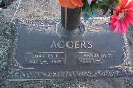AGGERS, BARBARA V. - Yavapai County, Arizona | BARBARA V. AGGERS - Arizona Gravestone Photos