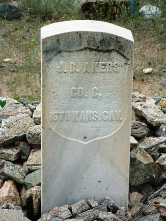 AKERS, JOHN B. - Yavapai County, Arizona | JOHN B. AKERS - Arizona Gravestone Photos