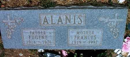 MONTANO ALANIS, FRANCES - Yavapai County, Arizona   FRANCES MONTANO ALANIS - Arizona Gravestone Photos