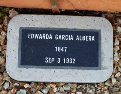 ALBERA, EDWARDA - Yavapai County, Arizona | EDWARDA ALBERA - Arizona Gravestone Photos