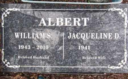 ALBERT, WILLIAM STUART - Yavapai County, Arizona | WILLIAM STUART ALBERT - Arizona Gravestone Photos
