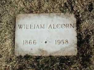 ALCORN, WILLIAM - Yavapai County, Arizona | WILLIAM ALCORN - Arizona Gravestone Photos