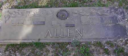 ALLEN, ANNA BELLE - Yavapai County, Arizona | ANNA BELLE ALLEN - Arizona Gravestone Photos