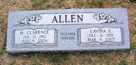 ALLEN, HERBER CLARENCE - Yavapai County, Arizona | HERBER CLARENCE ALLEN - Arizona Gravestone Photos