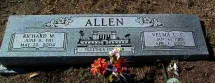 ALLEN, RICHARD MICHAEL - Yavapai County, Arizona | RICHARD MICHAEL ALLEN - Arizona Gravestone Photos