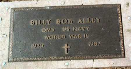 ALLEY, BILLY BOB - Yavapai County, Arizona   BILLY BOB ALLEY - Arizona Gravestone Photos