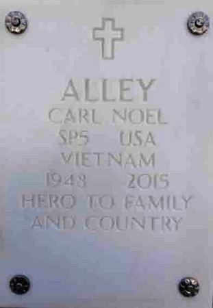 ALLEY, CARL NOEL - Yavapai County, Arizona | CARL NOEL ALLEY - Arizona Gravestone Photos