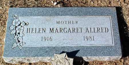 ALLRED, HELEN MARGARET - Yavapai County, Arizona | HELEN MARGARET ALLRED - Arizona Gravestone Photos