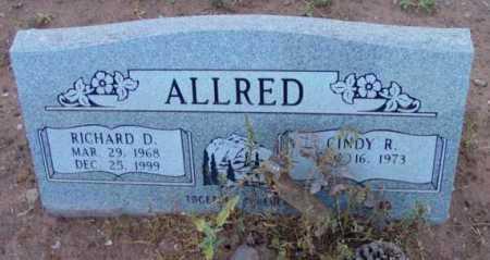 ALLRED, RICHARD DALE - Yavapai County, Arizona   RICHARD DALE ALLRED - Arizona Gravestone Photos