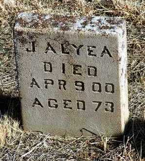 ALYEA, JOSEPH - Yavapai County, Arizona | JOSEPH ALYEA - Arizona Gravestone Photos