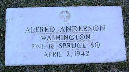 ANDERSON, ALFRED - Yavapai County, Arizona | ALFRED ANDERSON - Arizona Gravestone Photos
