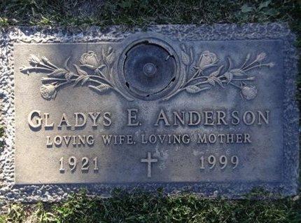 HULBERT ANDERSON, G. - Yavapai County, Arizona | G. HULBERT ANDERSON - Arizona Gravestone Photos