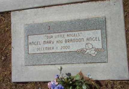 ANGEL, MARY - Yavapai County, Arizona | MARY ANGEL - Arizona Gravestone Photos