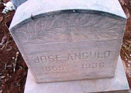 ANGULO, JOSE - Yavapai County, Arizona | JOSE ANGULO - Arizona Gravestone Photos
