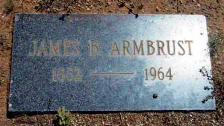 ARMBRUST, JAMES BLAINE - Yavapai County, Arizona | JAMES BLAINE ARMBRUST - Arizona Gravestone Photos