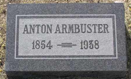 ARMBRUSTER, ANTON - Yavapai County, Arizona | ANTON ARMBRUSTER - Arizona Gravestone Photos