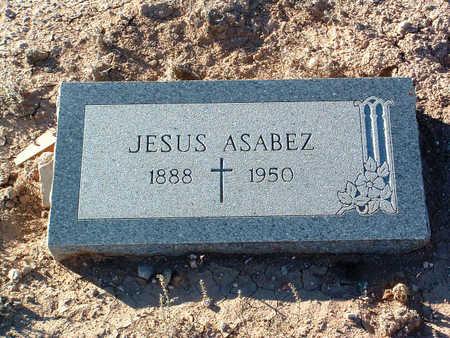 ASABEZ, JESUS SERRANO - Yavapai County, Arizona | JESUS SERRANO ASABEZ - Arizona Gravestone Photos