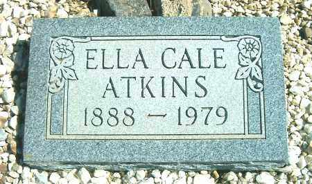 ALBRIGHT ATKINS, ELLA VIRGINIA - Yavapai County, Arizona | ELLA VIRGINIA ALBRIGHT ATKINS - Arizona Gravestone Photos