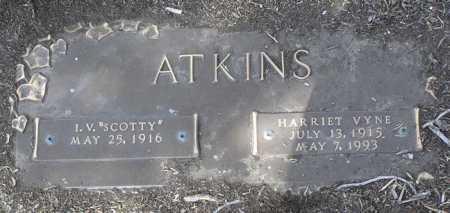ATKINS, IRA VERLO (SCOTTY) - Yavapai County, Arizona | IRA VERLO (SCOTTY) ATKINS - Arizona Gravestone Photos